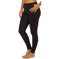 Copper Fit Womens Solid Moisturizer Infused Leggings