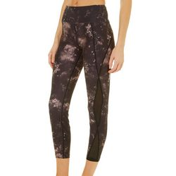 Nanette Lepore Womens Side Sweep Crop Leggings