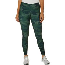 Love. Life. Live Womens Camo Print Crop Leggings