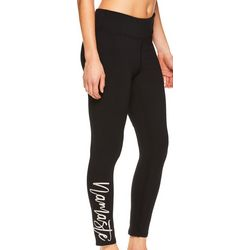 Gaiam Womens Solid Namaste Leggings