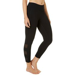 Gaiam Womens Whitney Om Yoga Capris