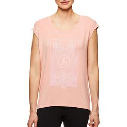 Gaiam Womens Dani Hamsa Top