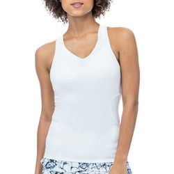 Fila Womens Solid  Racerback Tank Top