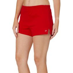 Spalding Womens Solid Cheer Shorts