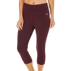 Spalding Womens High Waist Capri Leggings