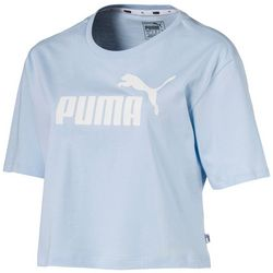 Puma Womens Relaxed Fit Crop Top