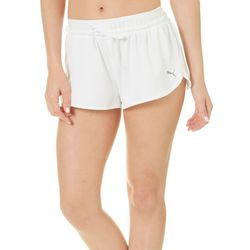 Puma Womens Solid Transition Shorts