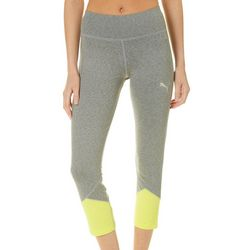 Puma Womens Spark Logo Crop Leggings