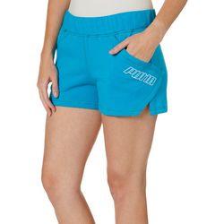 Puma Womens Solid Yogini Shorts
