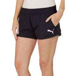 Puma Womens Active Woven Running Shorts