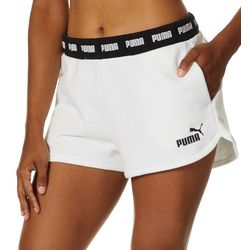 Puma Womens Amplified Running Shorts