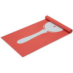 Well & Fit Womens This Is How I Cut Carbs Yoga Mat