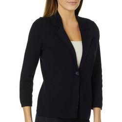 Cable & Gauge Womens Knit Button Front Cardigan