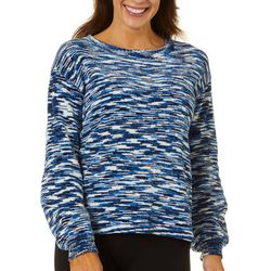 Coco Bianco Womens Hatchi Round Neck Sweater