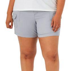 Lee Plus Cargo Solid Color Shorts