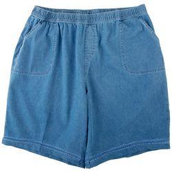 Emily Daniels Plus Pull On Shorts