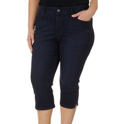 Gloria Vanderbilt Plus Hidden Comfort Curvy Denim Jeans