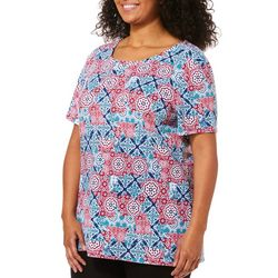 Bay Studio Plus Sydney Mosaic Medallion Top
