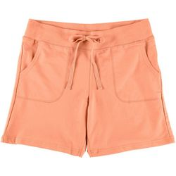 Silverwear Plus Basic French Terry Shorts
