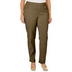 Erika Plus Joey Stretch Solid Pants