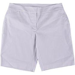 ATTYRE Plus Solid Bermuda Shorts