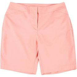 ATTYRE Plus Solid Bermuda Shorts