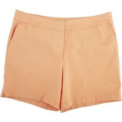 Recreation Plus Solid Casual Shorts