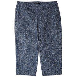 Counterparts Womens Printed Bermuda Shorts