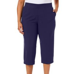 Coral Bay Energy Plus Pull-On Capris