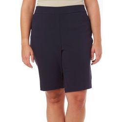 Coral Bay Plus Millennium Bermuda Shorts