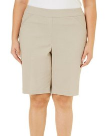 Coral Bay Plus Millennium Bermuda Shorts