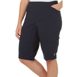 Coral Bay Plus Solid Millennium Skimmer Shorts