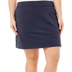Coral Bay Plus Absolute Summer Solid Skort