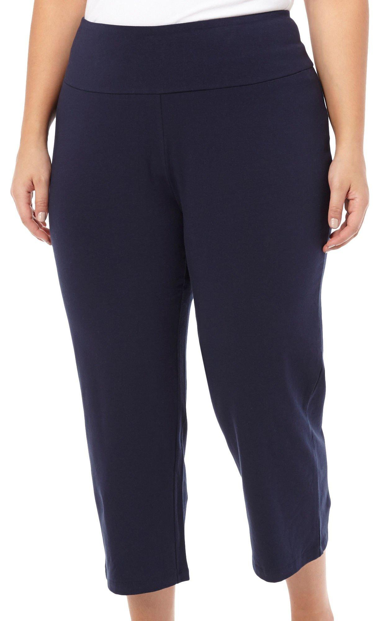 Coral Bay Energy Plus Absolute Summer Essential Solid Capris