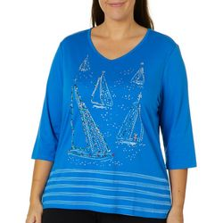Coral Bay Plus Jeweled Sailboat Top