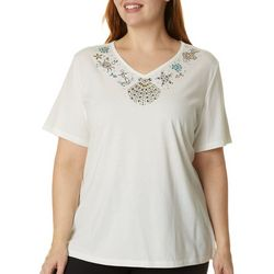 Coral Bay Plus Jeweled Sea Life Top