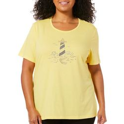 Coral Bay Plus Embellished Jewel Lighthouse Top