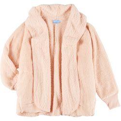 Victory Sportswear Plus Solid Open Wrap Jacket