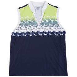 Plus Martini Sleeveless Top