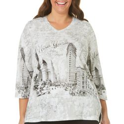 Alia Plus New York City Top