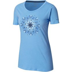 Columbia Plus Butterfly Wing Medallion T-Shirt