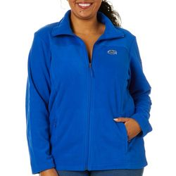 Florida Gators Plus Fleece Full Zip Jacket by Columbia