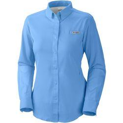 Columbia Plus Tamiami II Long Sleeve Shirt