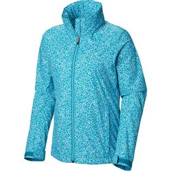 Columbia Plus Dot Print Switchback III Jacket