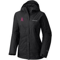 Columbia Womens Tested Tough Rain Jacket