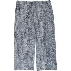 Comfort Elite Plus Beach Day Exotic Print Pants