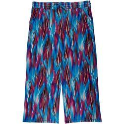 Reel Legends Comfort Elite Plus Beach Day Colorful Pants