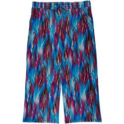 Comfort Elite Plus Beach Day Colorful Pants