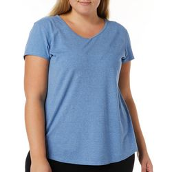 Plus Ultra Comfort Solid Cap Sleeve Top