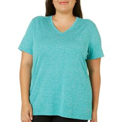 Reel Legends Plus Freeline Texture Knit Top